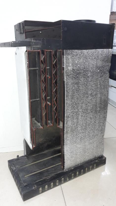 Газовый котёл ARIDEYA КС-ГВ-25