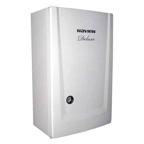 Газовый котел Navien Deluxe Coaxial 35K