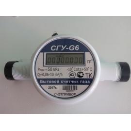 Счетчик газа СГУ-6,0