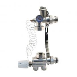 VR202 Насосно-смесительный узел для теплого пола ViEiR