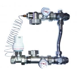 VR206 Насосно-смесительный узел для теплого пола ViEiR