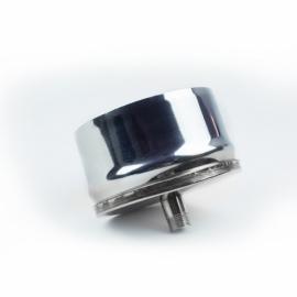 Заглушка внутренняя с конденсатоотводом