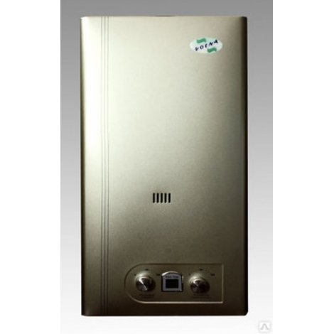 Газовая колонка VOLNA JSD-20T-G1 10л.золото