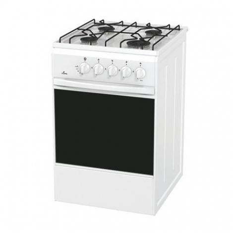 Газовая плита Flama AG 1405 белый
