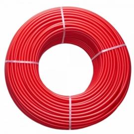 Труба для теплого пола 16х2,0 (красная)