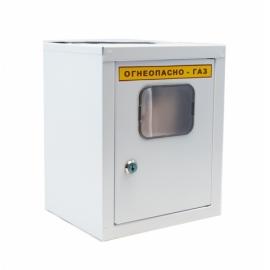 Ящик для счетчика газа G 1 6-4 Белый (с дверцей)