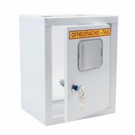 Ящик для счетчика газа G 1 Белый без задней стенки