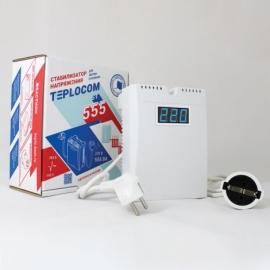 Стабилизатор напряжения для котла TEPLOCOM ST-555-И