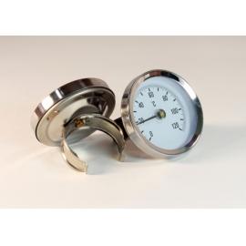 Термометр на трубу 40-60 см